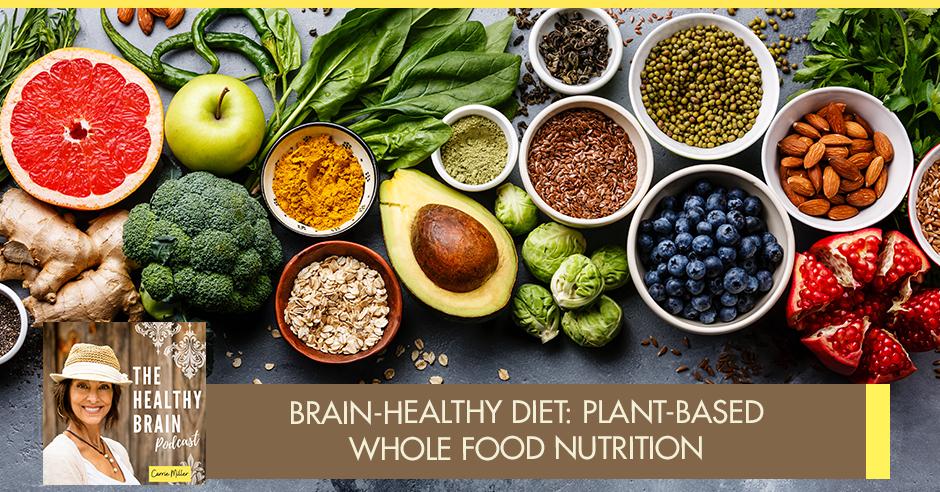 HBP 29 | Brain Healthy Diet